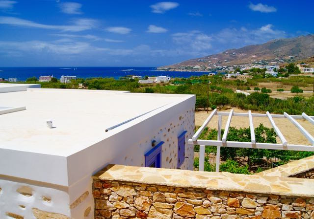 Holiday villas Syros - Couples studio