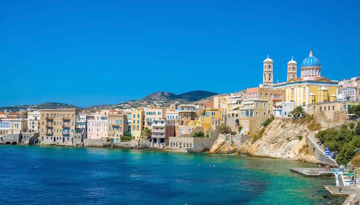 What to do in Syros this summer - Beautiful Ermoupoli, capital of Syros