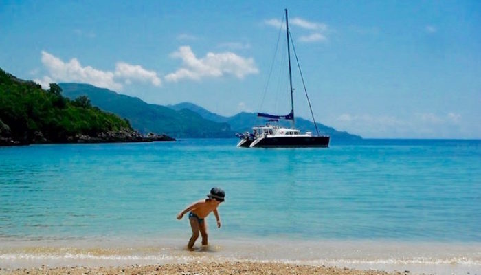 Best holidays for kids in Greece