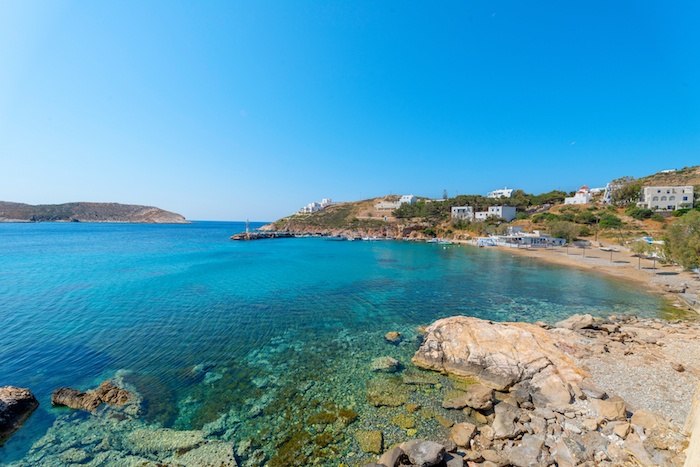 Best Island Beaches For Partying Mykonos St Barts: 10 Best Beaches In Syros