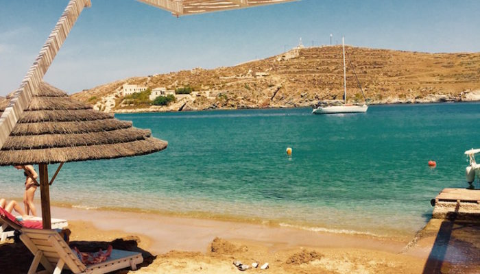 Syros best beaches